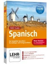 First Class Sprachkurs Spanisch 17.0