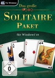Das große Solitaire Paket für Windows 10 (PC)