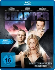 Chapter X - Das letzte Kapitel der Menschheit (Blu-ray)
