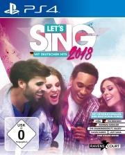 Let's Sing 2018 mit Deutschen Hits (PS4)