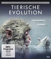 David Attenborough: Tierische Evolution (Blu-ray)