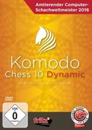 Komodo 10 dynamic - Der Computer-Schachweltmeister (PC)