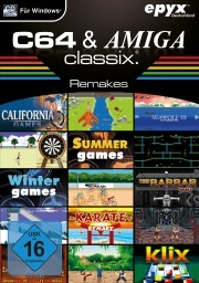 C64 & Amiga Classix Remakes (PC)