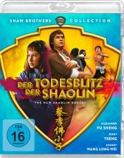 Der Todesblitz der Shaolin (Shaw Brothers Collection)