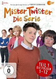 Mister Twister - Die TV-Serie - Vol.1 (2 DVDs)