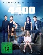 4400 - Die Rückkehrer - Staffel 3 (4 Blu-rays)