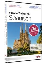 VokabelTrainer X6 Spanisch