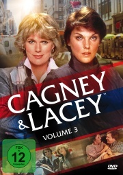 Cagney & Lacey, Volume 3 (6 DVDs)