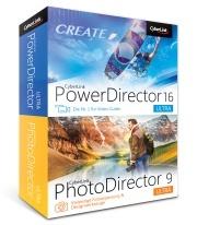 PowerDirector 16 Ultra & PhotoDirector 9 Ultra Duo