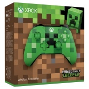 Xbox One Branded Wireless Controller Minecraft Creeper