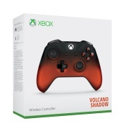 Xbox One Branded Wireless Controller Volcano Shadow