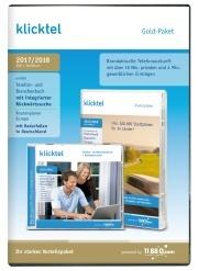klickTel Gold-Paket 2017/2018