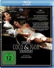 Coco Chanel & Igor Stravinsky (Blu-ray)