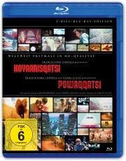 Koyaanisqatsi / Powaqqatsi (2 Blu-rays)