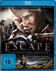 Escape (Blu-ray) (Lenticular-Edition)