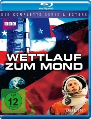 Wettlauf zum Mond - Die komplette Serie (Blu-ray)