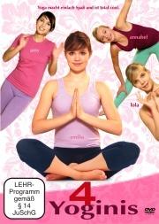 4 YOGINIS (DVD)