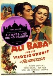 Ali Baba und die vierzig Räuber (DVD)