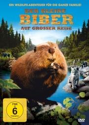 Der kleine Biber auf großer Reise (DVD)