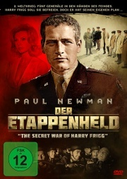 Der Etappenheld - The Secret War of Harry Frigg (DVD)