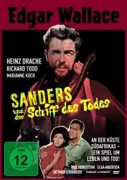 Edgar Wallace - Sanders und das Schiff des Todes