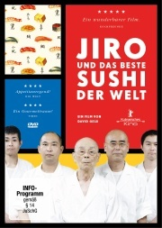 Jiro und das beste Sushi der Welt (DVD)