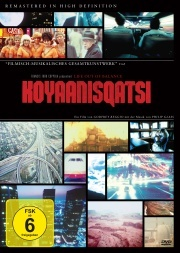 Koyaanisqatsi - Prophezeiung (DVD)