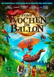 Fünf Wochen im Ballon (DVD)