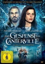 Das Gespenst von Canterville (Oscar Wilde) (DVD)