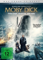 Moby Dick (2 DVDs)