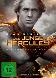 Der junge Hercules - Die komplette Serie (11 DVDs)