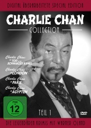 Charlie Chan Collection 1 (4 DVDs)