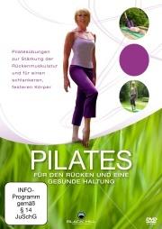 Pilates - für den Rücken und eine gesunde Haltung (DVD)
