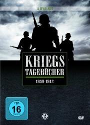 Kriegstagebücher 1939 - 1942 (4 DVDs) (Metallbox)