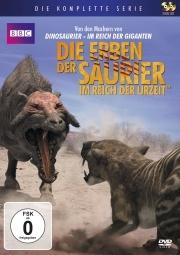 Die Erben der Saurier: Im Reich der Urzeit (2 DVDs)