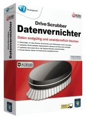 Drive Scrubber - Datenvernichter
