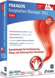 Festplatten Manager 11 Suite