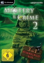 Mystery and Crime Vol. 2 - 3 in 1 Wimmelbildbox (PC)