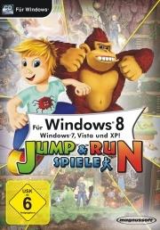 Jump & Run Spiele für Windows 8, 7, Vista und XP (PC)