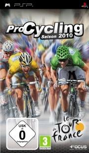 Tour de France 2010 - Der offizielle Radsport-Manager (PSP)