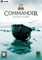 MILITARY HISTORY Commander Europe at War (PC)