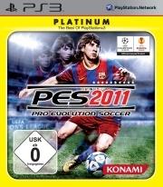 Pro Evolution Soccer 2011 Platinum (PS3)