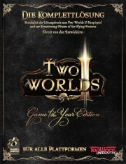 Two Worlds II Game of the Year Edition Lösungsbuch - Deutsch