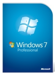 Windows 7 Professional 32bit DE