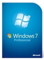 Windows 7 Professional 64bit DE