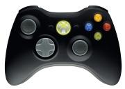 Xbox 360 Wireless Common Controller Black