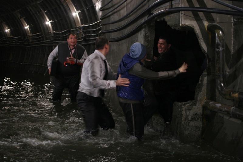 Metro - Im Netz des Todes (DVD)