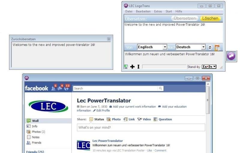 Englisch - Fortgeschrittenen-Level inkl. Power Translator 15