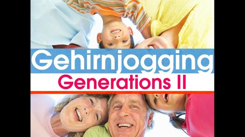 SBT Gehirnjogging Generations II (PC/MAC)