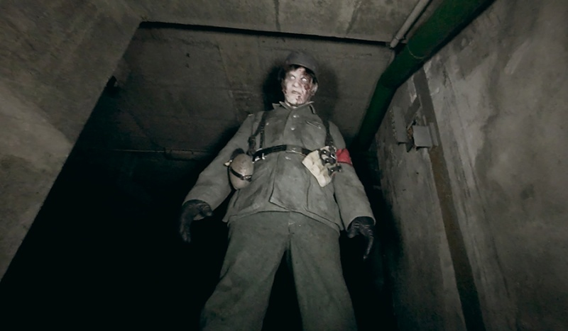 Bunker of the Dead 3D (3D Blu-ray)